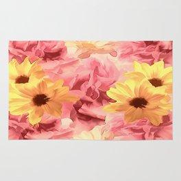 Summer Day Floral Rug