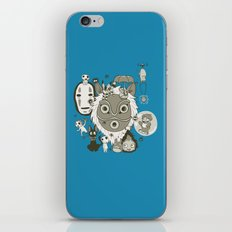 My Sweet Friends iPhone & iPod Skin