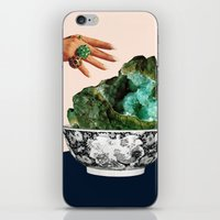 geode iPhone & iPod Skins featuring GEODE by Beth Hoeckel