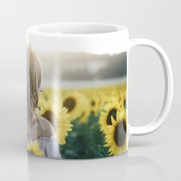 Sunflower Sunset Coffee Mug