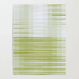 linear. green. fade Poster