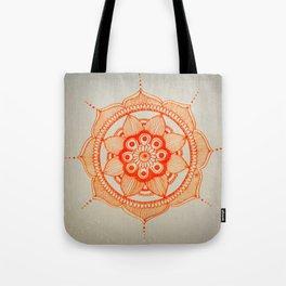 Mandala Creation #4 Tote Bag