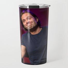 Sebastian Stan | SLCC 2015 Travel Mug