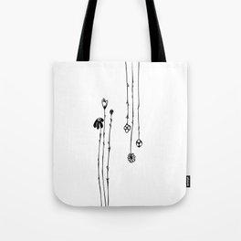 Flowers #2 Tote Bag