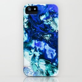 Liquid Abstract iPhone Case