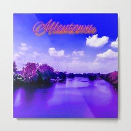 Allentown Print #1 Metal Print