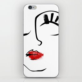 Tear Drop iPhone Skin
