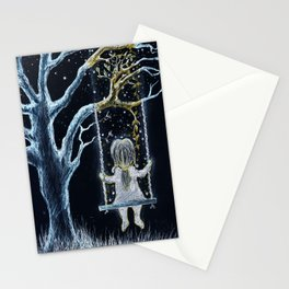 Childhood is Magical Stationery Cards