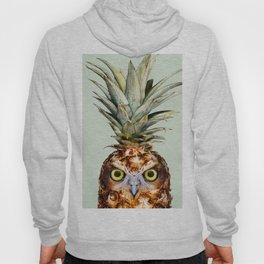 PINEAPPLE OWL Hoody