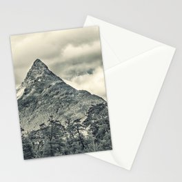 Patagonia Forest Landscape, Aysen, Chile Stationery Cards
