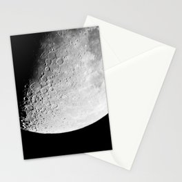 The Moon Hawls Stationery Cards