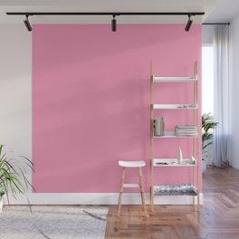 Part Pink Wall Mural