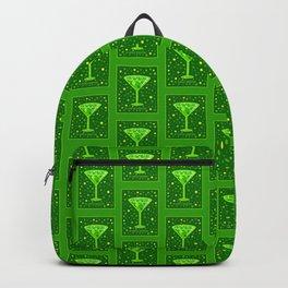 Apple Martini | Cocktail | Pop Art Backpack