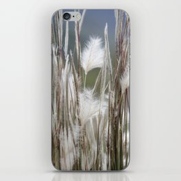 Feathery Field iPhone Skin