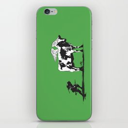The Big Caw iPhone Skin