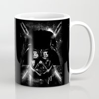 sith Mugs featuring Sith Lord by Li.Ro.Vi