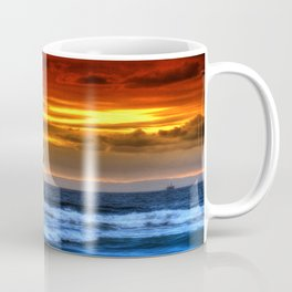 Northside Huntington Beach Pier Coffee Mug