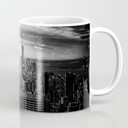 Empire State Building (Black and White) Coffee Mug