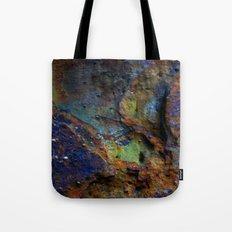 Colorful Earth Tote Bag