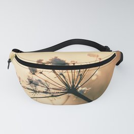 Golden Hour Frost Fanny Pack