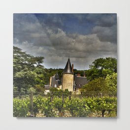 Château de Tracy, France Metal Print