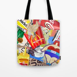 Fast and Fat Tote Bag