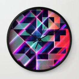lysyr 8 Wall Clock