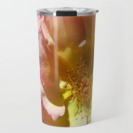 Prettyness Of A Rose Travel Mug