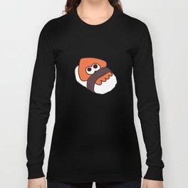 Sushi Squid Long Sleeve T-shirt