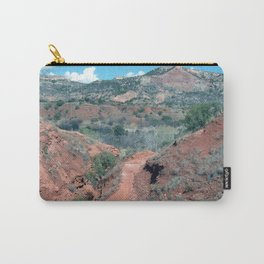 Palo Duro Canyon Carry-All Pouch