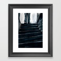 The Basement Bloody Reeks Framed Art Print