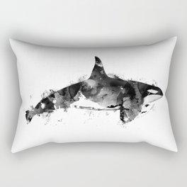 Killer Whale Rectangular Pillow