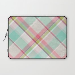 All in Plaid Laptop Sleeve