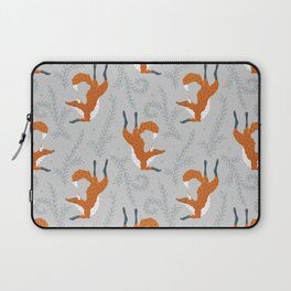 Fox in the Snow Laptop Sleeve