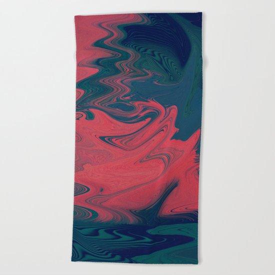 Taffy Beach Towel