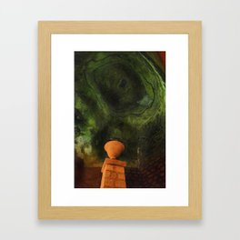 The Bell Framed Art Print