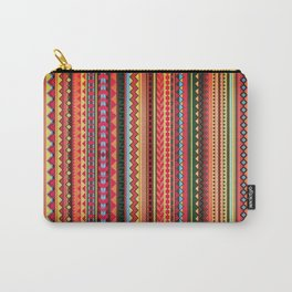 Bulgarian Rhapsody Pattern Carry-All Pouch