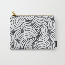 Wide Waves Carry-All Pouch