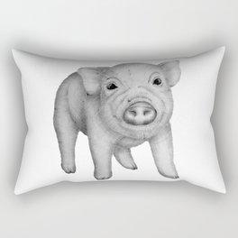 This Little Piggy Rectangular Pillow