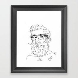City Slicka Framed Art Print