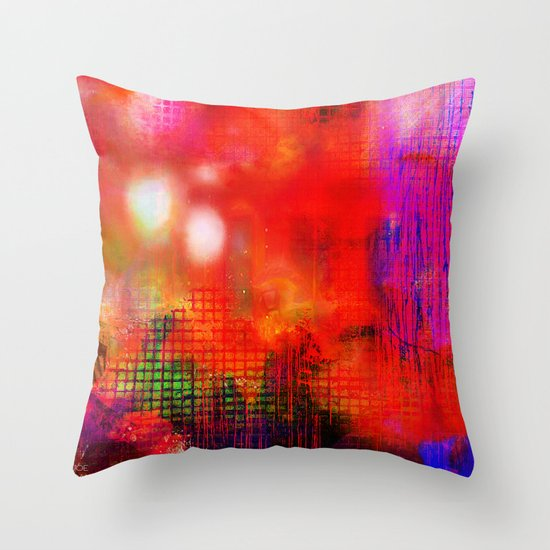 The impossible dreams Throw Pillow