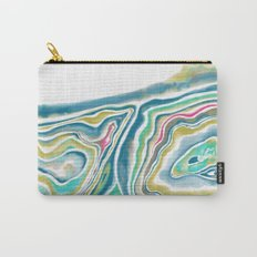 Geode Series: Taking on Water Carry-All Pouch