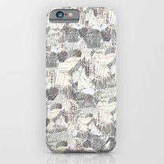 des Königs Blau Slim Case iPhone 6s
