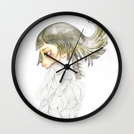 Communication Malfunction  Wall Clock