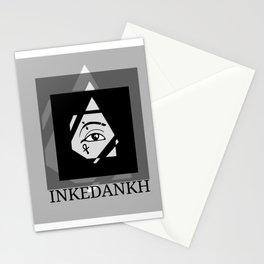 InkedAnkh Stationery Cards