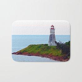 Lighthouse Cape Jourimain N-B Bath Mat