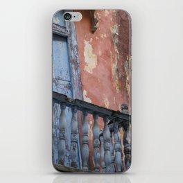 Streets of Cartagena. iPhone Skin