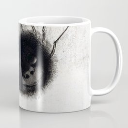 "Odilon Redon ""The Smiling Spider"" Coffee Mug"