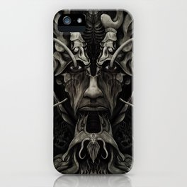 A Consumption of Memory and Identity iPhone Case