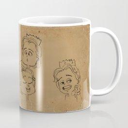 rei vaidoso Coffee Mug